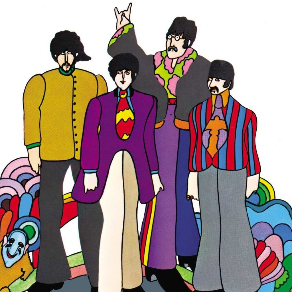 yellow submarine comic book slated for release in 2018. Black Bedroom Furniture Sets. Home Design Ideas