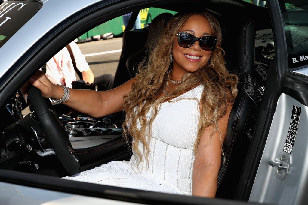 Mariah Carey Got Fat-Shamed On Instagram
