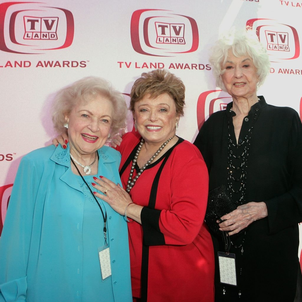 Bea Arthur Arrive At The 6th Annual Tv Land Awards In: Rose Nylund/'Golden Girls' Haikus