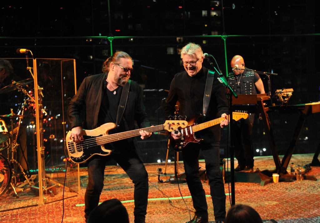 Steve Miller Band Benefit Concert To Support The Mount Sinai