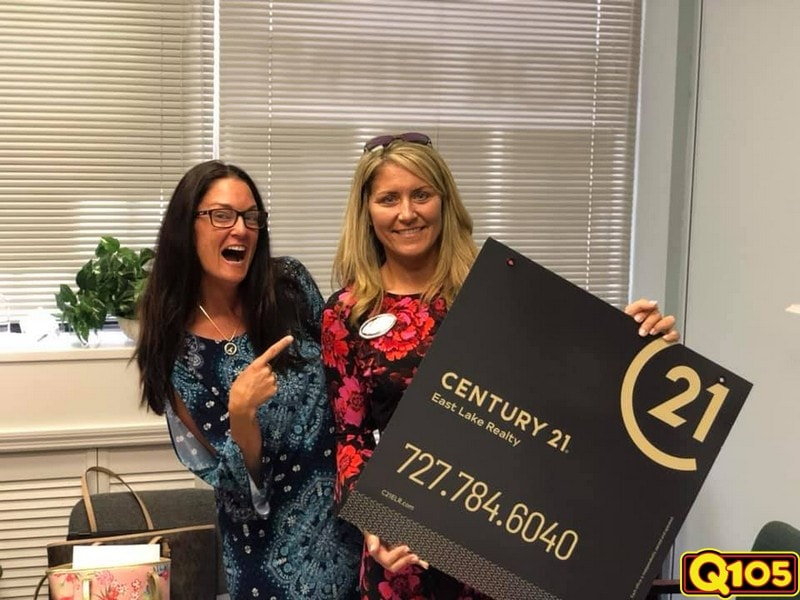 Congrats to our Undercover Office winners at Century 21! We want to thank Subway for providing lunch!