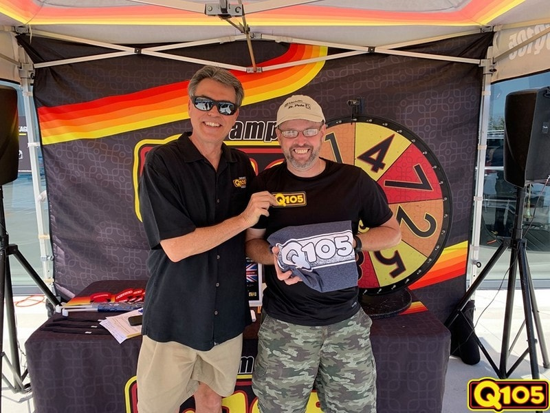 Fuccillo Nissan Clearwater >> Q105 At The Fuccillo Nissan Grand Opening In Clearwater