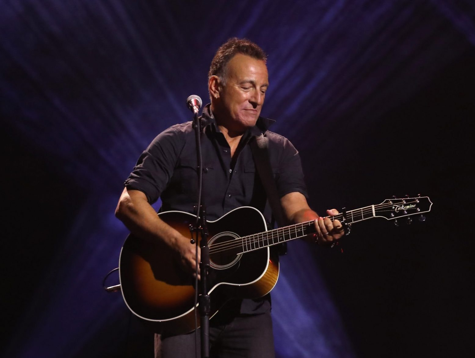 Bruce Springsteen Preview Of Performance Film To Play Before
