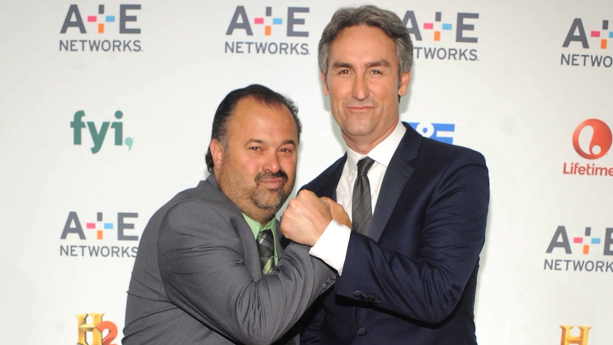 American Pickers Mike Wolfe Frank Fritz