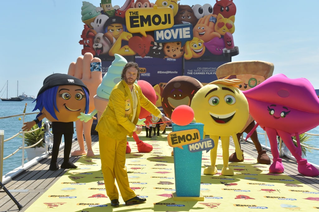 The Emoji Movie 2017 Friday April 3 8pm