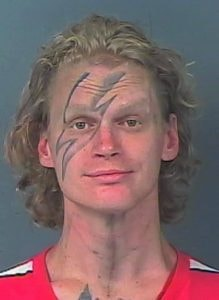 Mugshot from Hernando County Sheriff's Office