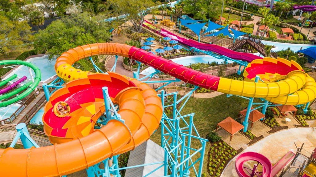 Celebrate National Water Park Day on Wednesday, July 28 at Adventure Island